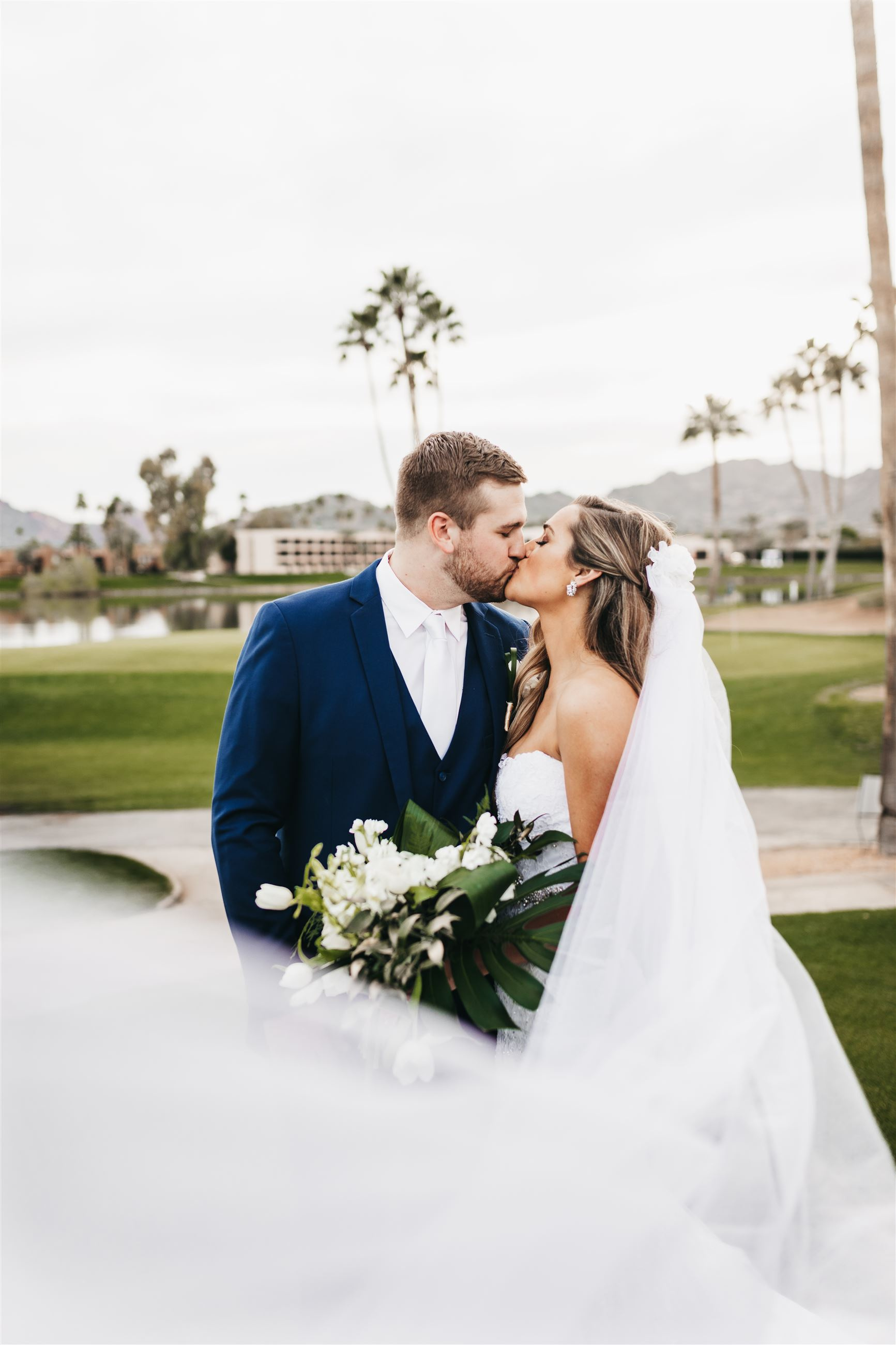 Our Brilliant Bride Summer | McCormick Ranch Golf Club Image