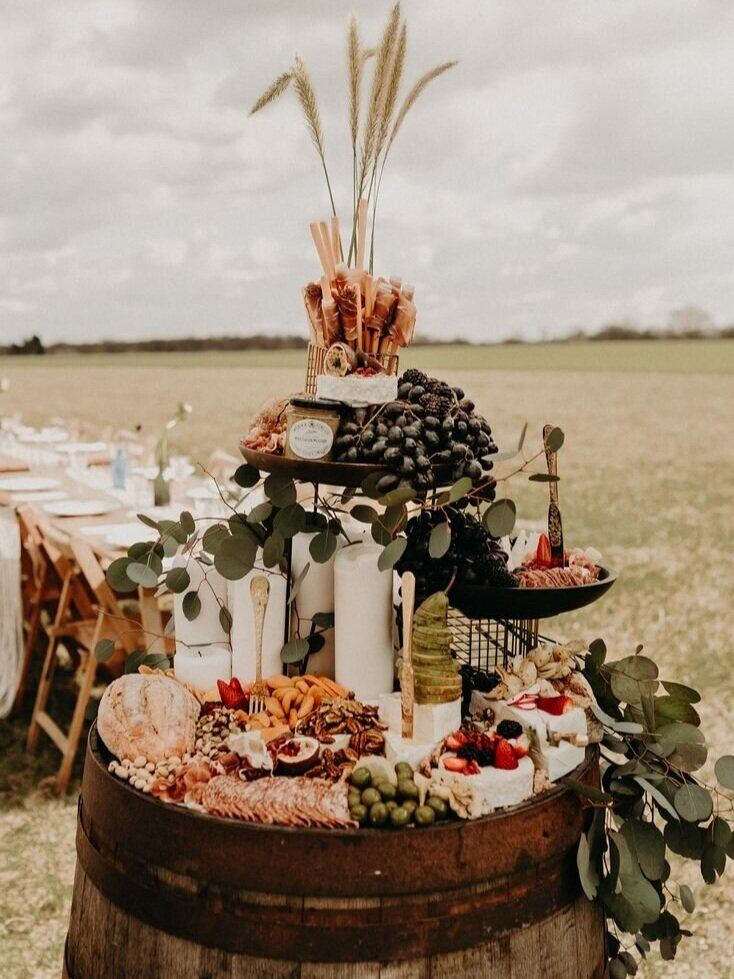 Wedding Food on a Budget Image