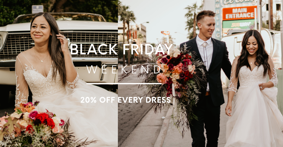 20% Off Every Dress // Black Friday Sale Image