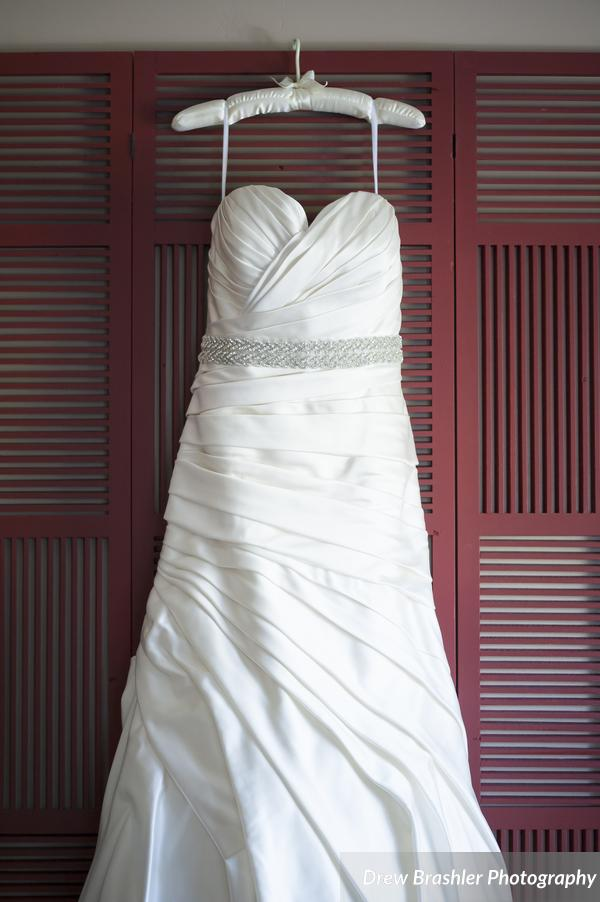 3 easy steps to find your wedding dress style. Desktop Image