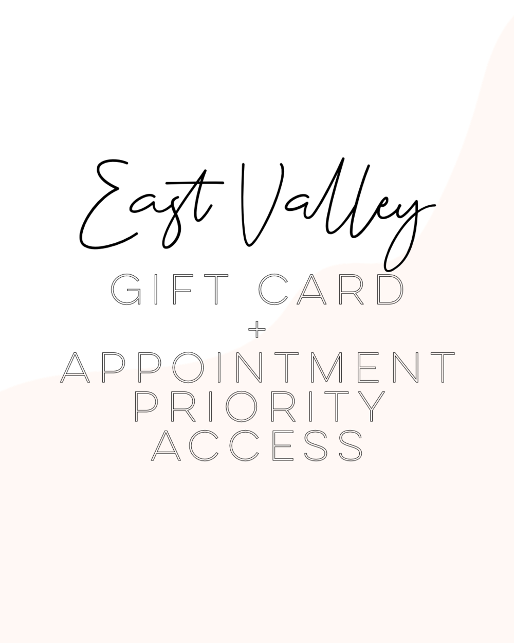 Brilliant Bridal Gift Cards + PRIORITY appointment access + more Image