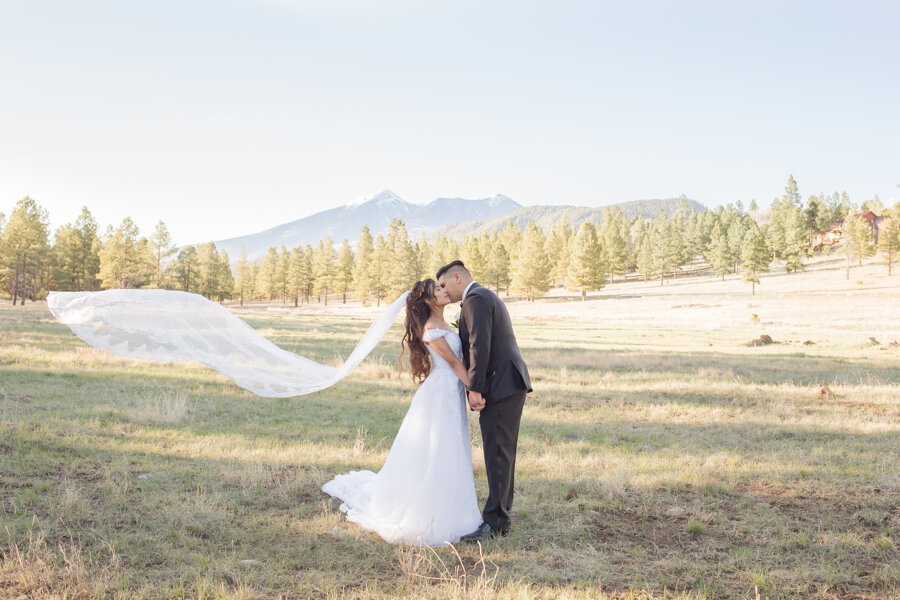 Our Brilliant Bride Ana | Northern Arizona Image