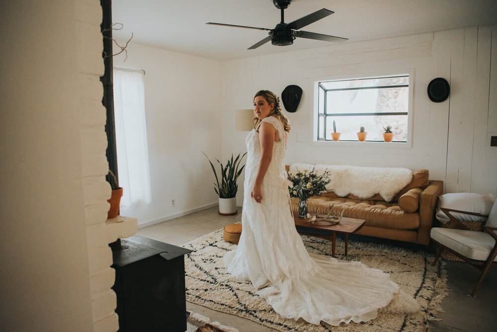 JOSHUA TREE ELOPEMENT | Styled Shoot Image