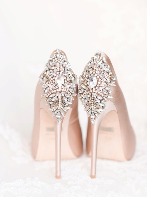 What Do Your Wedding Shoes Say About You?. Desktop Image