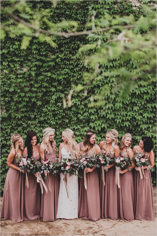 5 New Bridesmaid Dress Trends of 2019. Desktop Image